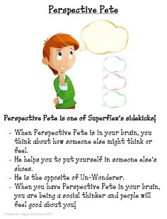 perspective taking lessons (great website with lots of lesson ideas!)