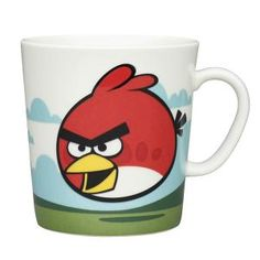 Arabia - Angry Birds muki 0,4l - Red