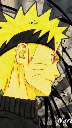 Uzumaki Naruto. 10 Best Of Naruto Shippuden Tribute Fanart Wallpapers for iPhone. - @mobile9 #naruto #anime #fanarts