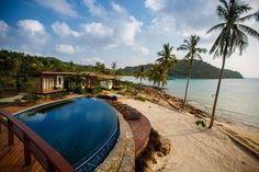 Offering an outdoor pool and a private beach area, To The Sea The Resort Koh Kood is located in Ko Kood. - Thailand