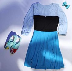 You mermaid for this outfit // The Little Mermaid Ariel Merchandise