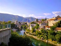 Mostar. http://apenmatkat.blogspot.fi/