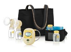The perfect Freestyle® Breastpump for every nursing mom from @Medela #pnapproved