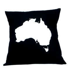 Australia Pillow    Share, repin, like and follow me :))