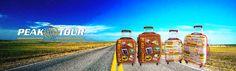 ¿Maletas para los niños? Viaja con clickandbrands. com y Peak Tour