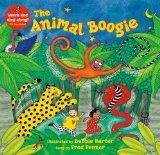 "We all got to show our best dance moves during circle time while reading ""The Animal Boogie"" for ""Animals"" Summer Camp Week 2012"