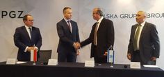 Israel Aerospace Industries and Polska Grupa Zbrojeniowa S.A. are teaming to market aviation products and platforms, the companies…
