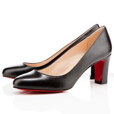 All You Need is Love And Christian Louboutin Mistica 60mm Pumps Black DXN!