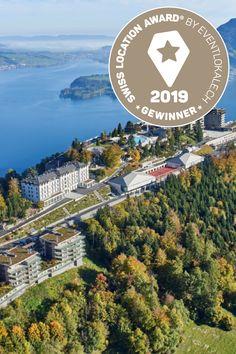 Swiss Location Award 2019: Der Gewinner der schönsten Wellnesslocation ist der Bürgenstock Resort in Obbürgen! Herzliche Gratulation! Alle ausgezeichneten Wellnesslocations findet ihr hier: eventlokale.ch/gewinner-ueberblick Location, Awards, Recital, Nice Asses