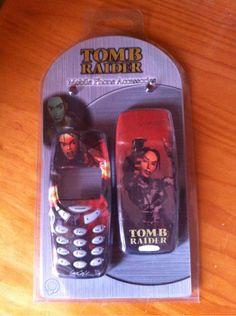 I'd buy that phone. Tomb Raider 1, Tomb Raider Lara Croft, Rise Of The Tomb, Retro Ads, Gadget, Phone, Life, Amor, Telephone
