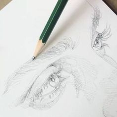 Likes, 80 Comments - Ruth Speer ( Pencil Art, Pencil Drawings, Art Drawings, Ruth Speer, Wow Art, Pencil Portrait, Drawing Techniques, Drawing Sketches, Drawing Eyes