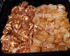Mediterrán rablóhús (saslik) | levendula receptje - Cookpad receptek Macaroni And Cheese, Grilling, Bbq, Ethnic Recipes, Food, Barbecue, Mac And Cheese, Barrel Smoker, Crickets
