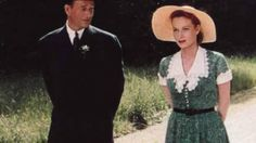 "Maureen O Hara in ""The Quiet Man."""