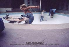 Jay Adams - Tear Drop - 1976 by Glen Friedman