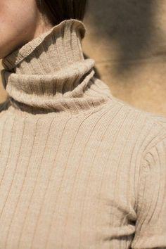 Shaina Mote - Camel Isla Sweater | BONA DRAG