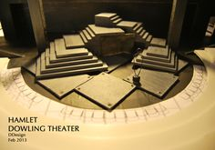 Set Design of Hamlet on Behance