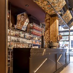 Today, CovetED joined Best Interior Designers to show you the amazing work of Adriana Nicolau, one of the best interior designers from Spain. Best Interior, Liquor Cabinet, Amazing, Designers, Home Decor, Style, Ideas, Home, Restaurants