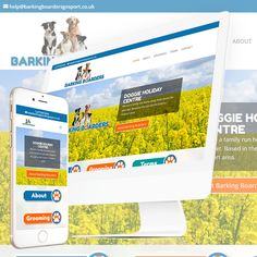 "The New Website for Barking Boarders in Gosport is now ""Live"" at http://barkingboardersgosport.co.uk/"