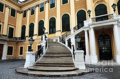 Palace Living Photograph by John Rizzuto Fine Art Prints, Framed Prints, Canvas Prints, Travel Photographer, Vienna, Palace, Mansions, House Styles, Artwork