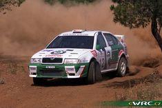 Emil Triner; Miloš Hůlka; Škoda Octavia WRC; Acropolis Rally 1999