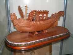 James Henry Pullen - The-Dream-Boat-or-Small-Fantasy-Boat - 1863