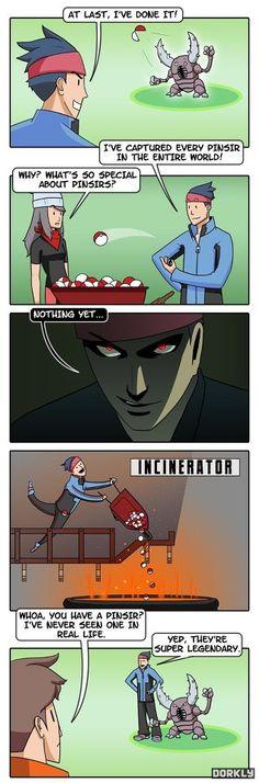 Absoutlely Diabolical... I love it!  Pokemon, Video Game Meme