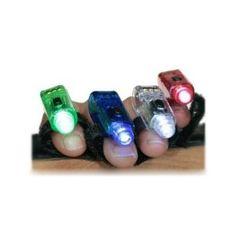 Amazon.com: LED Finger Lights (40 pcs): Toys & Games