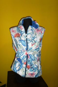 GIACCA ADVANTAGE FLOREALE in Abbigliamento e accessori, Donna: abbigliamento, Cappotti e giacche | eBay