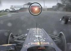 Una ilegal maniobra pudo quitarle el título a Vettel