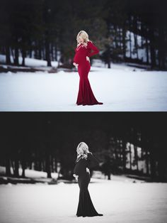 20 Sweetest Winter Wonderland Maternity Photo Session That Look Adorable - mybabydoo Maternity Photography Poses, Maternity Poses, Maternity Portraits, Sibling Poses, Winter Maternity Pictures, Fall Maternity, Pregnancy Pictures, Pregnancy Signs, Photos Tumblr