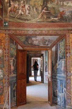 Le Terrae walking tours: Visit to Villa d'Este, Tivoli. Photo © Anna V. www.leterrae.com #leterrae