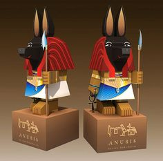 Anubis - Ancient Egyptian God  Anubis is the Egyptian name for a jackal-headed god associated with mummification and the afterlife in Egyptian mythology