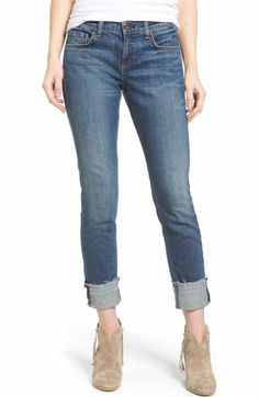 c49b5aa16c49 Nordstrom Anniversary Sale Wants · Free shipping and returns on AG The  Legging Raw Hem Ankle Skinny Jeans (12 Years