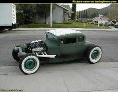 ford model a rat rods   TUNING FEVER :: FORD MODEL A RAT-ROD 1931 - HOTRODS