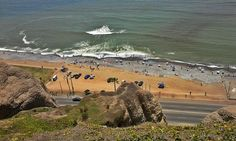 La costa limeña en todo su esplendor, un año nuevo [Foto: Jack Hurtado / Spacio Libre]