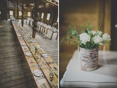 English Barn Wedding: Gemma + Neil