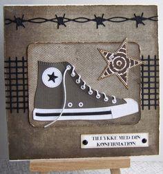 Ravn Design: Massevis af kort til konfirmation - fødselsdag - sølvbryllup og bare fordi!