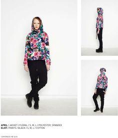 nenukko.com #multicolored #floral #jacket