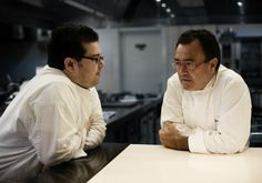 Marcos Moran and Pedro Moran, Casa Gerardo (restaurant), Prendes