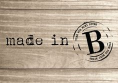 Logo Made in B