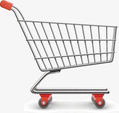 Carrito de compras Decorative vector, Carrito De Compras, Carrito De Compras Decoración, Vector PNG y Vector