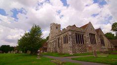 Beautiful #HolyTrinityChurch in #Rayleigh Essex