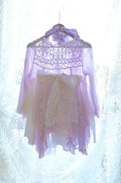 Shabby chic clothing Romantic lagenlook tunic by TrueRebelClothing Chic Clothing, Linen Tunic Dress, Boho Dress, Boho Chic, Shabby Chic, French Lace, Romantic, Womens Fashion