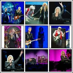 Fleetwood Mac Tour 2014. Created By Tisha