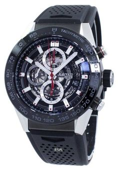 Tag Heuer Carrera Chronograph Tachymeter Automatic Men's Watch Tag Heuer Carrera Chronograph, Tag Heuer Carrera Calibre, Tag Heuer Glasses, Tag Heuer Monaco, Tag Heuer Formula, Watch Sale, Buy Watch, Casio Watch, Stainless Steel Case