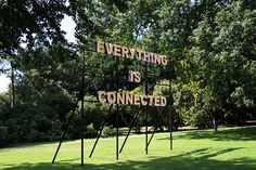Everything is Connected, Peter Liversidge #YSP