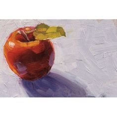 "Red Barrel Studio Elegant Fruit II Painting Print Wrapped on Canvas Size: 26"" H x 40"" W x 0.75"" D"