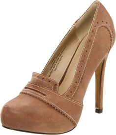 Restricted Woman's Bookworm Pump