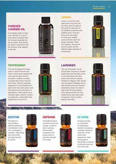 Forever essential oils