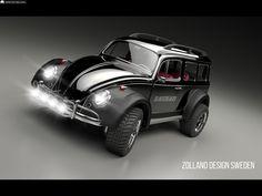 Fotos del Bo Zolland Volkswagen Beetle 4x4 - 6 / 6